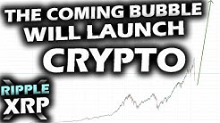 IT'S A GOOD THING Stocks and Crypto Are Correlated, the Bubble Helps LAUNCH Ripple XRP Price Chart