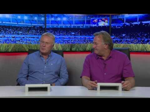 Peter & Roughie's Football Show 5th of August 2015