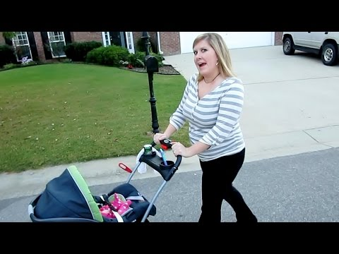 SEXY STROLLER! + MAIL VLOG