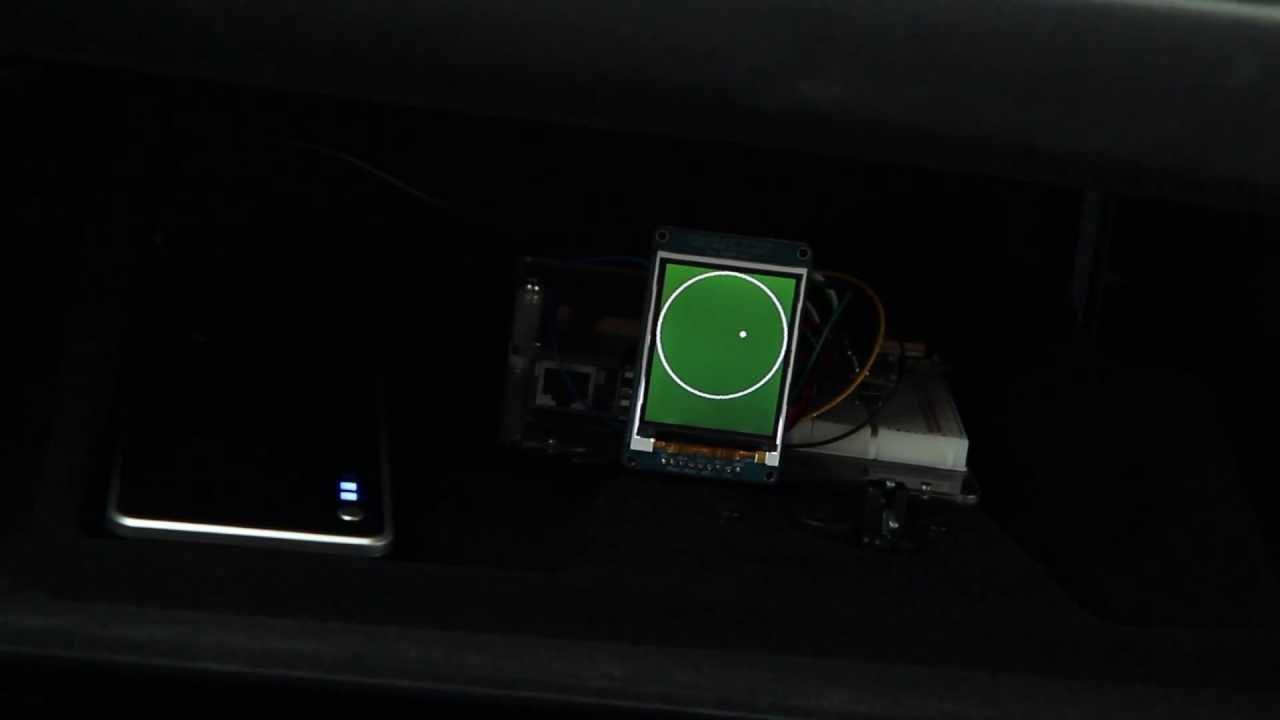 A Raspberry Pi Powered G Meter Youtube