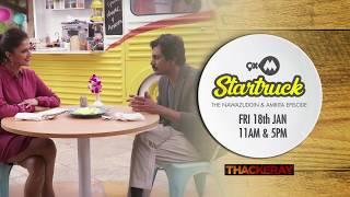 Nawazuddin Siddiqui | Amrita Rao | Thackeray | MasterChef Shipra Khanna | 9XM Startruck