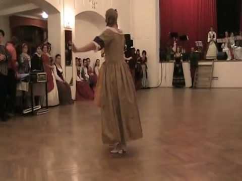 ALLA DANZA Sonnerie + La Savoye, VI. Historický ples Alla Danza.MOD