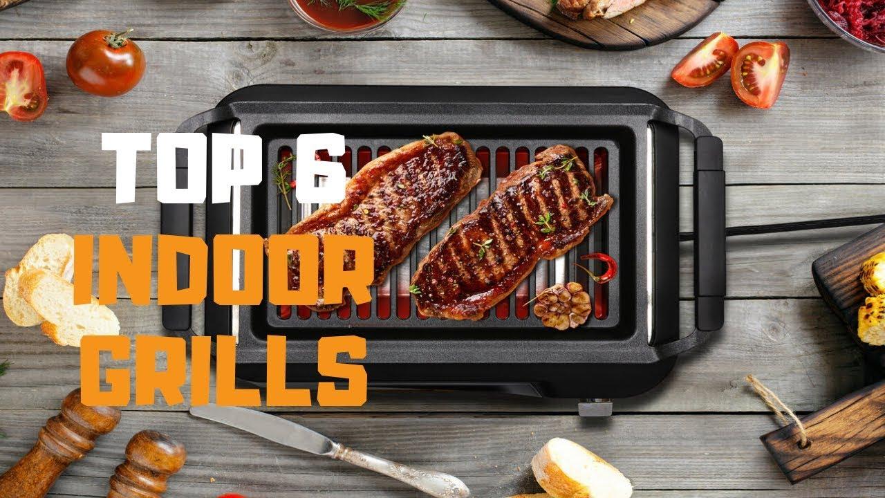Best Indoor Grill 2019 Best Indoor Grill in 2019   Top 6 Indoor Grills Review   YouTube