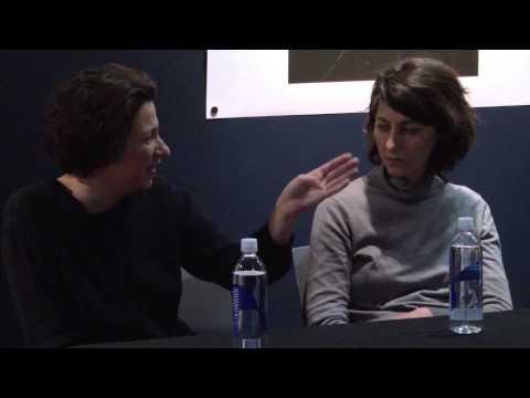 Images Festival 2014 •Maha Maamoun & Narimane Mari Artist Talk