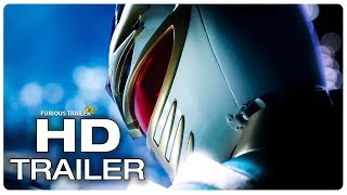Power Rangers Shattered Grid Trailer #1 NEW (2018) Superhero Movie Trailer HD