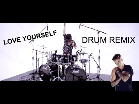 JUSTIN BIEBER - LOVE YOURSELF (EDM/Drum Remix)