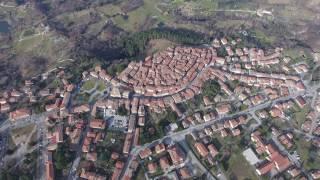 Casteldelpiano (GR) in 4K