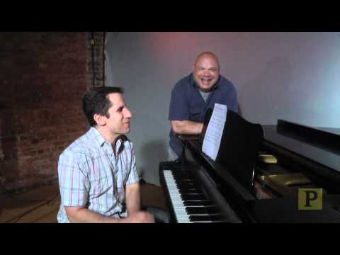 Obsessed!: Rudetsky Gives Kevin Chamberlin His Tony Early