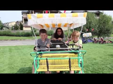 Bend Oregon Video: How To Bend a Fun Day with the Kids