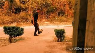 Football skills mizo