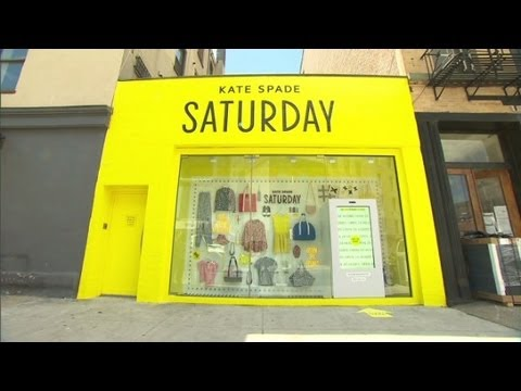 Online retailer sets up high-tech shop in New York