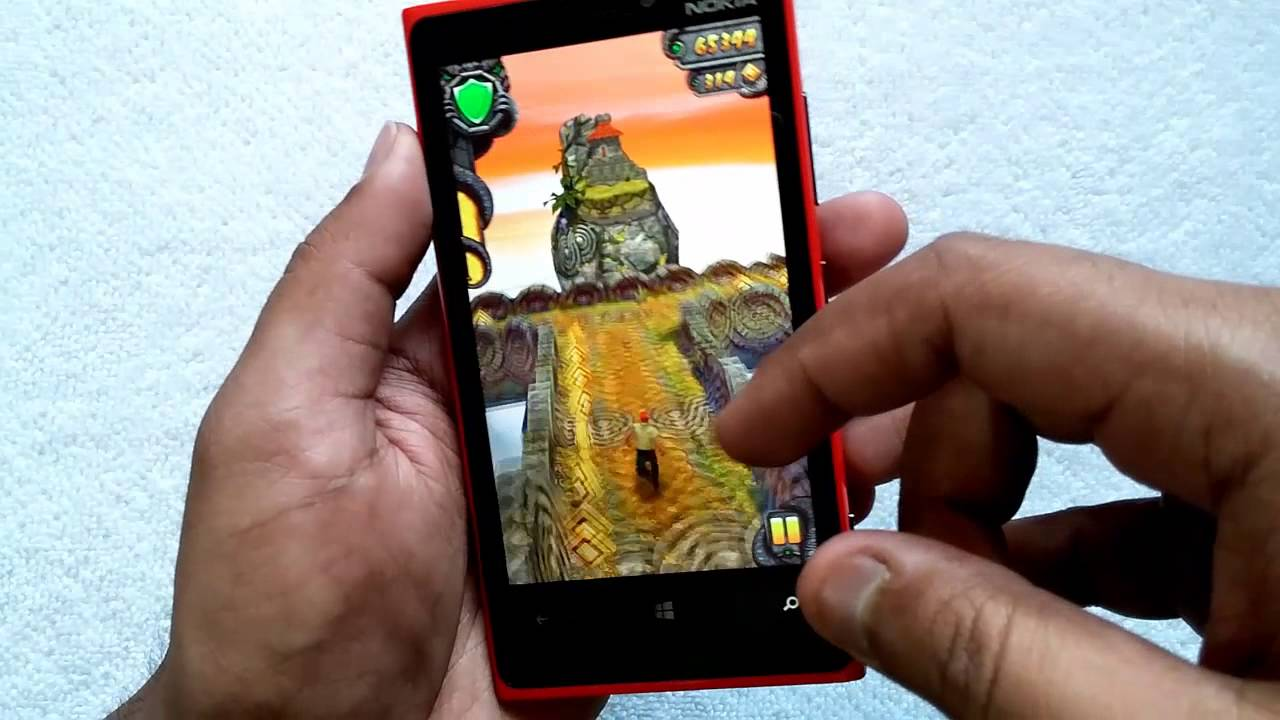 Temple run for windows phone download.