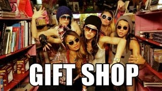 THRIFT SHOP - Macklemore & Ryan Lewis PARODY (Gift Shop)