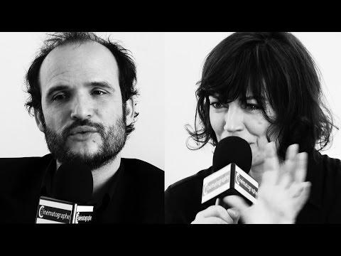 Mon Cinématographe - Interview de Thomas Lilti et Marianne Denicourt pour Médecin de Campagne