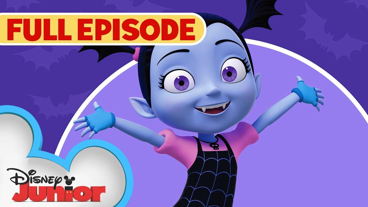 Going Batty / Scare Bu0026B | Full Episode | Vampirina | Disney Junior