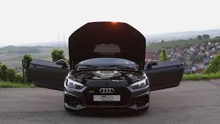 The NEW 2018 AUDI RS5 Coupé