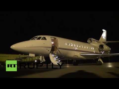 Russia: ICRC officials touch down in Rostov-on-Don