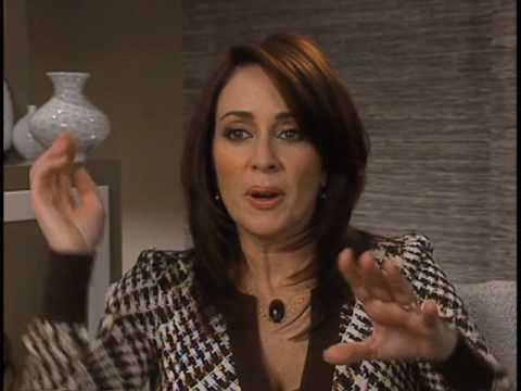 Patricia Heaton discusses the