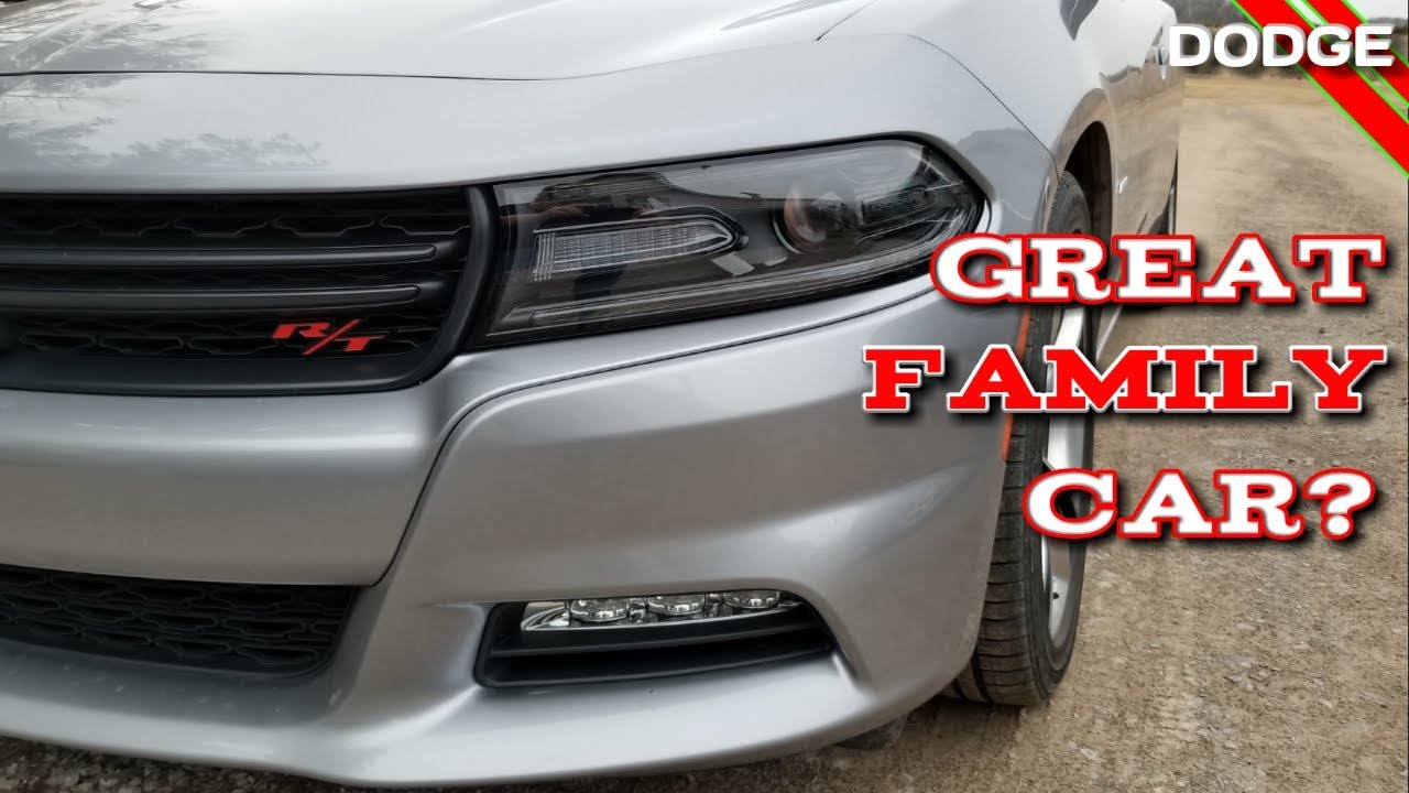 Is The Dodge Charger A Great Family Car Let S Review 5 Reasons It