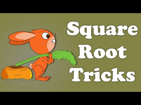 Square Root Tricks | #aumsum