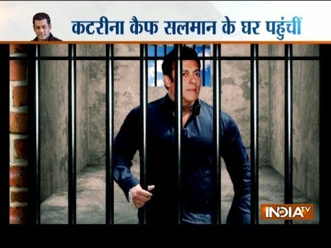 Blackbuck poaching case: Salman Khan reaches Galaxy apartment in Mumbai from Jodhpur jail