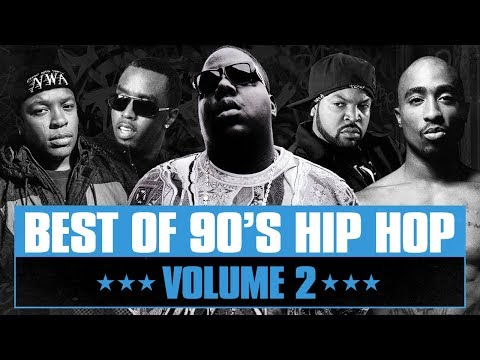 90's Hip Hop Mix #02 |Best of Old School Rap Songs | Throwback Rap Classics | Westcoast | Eastcoast