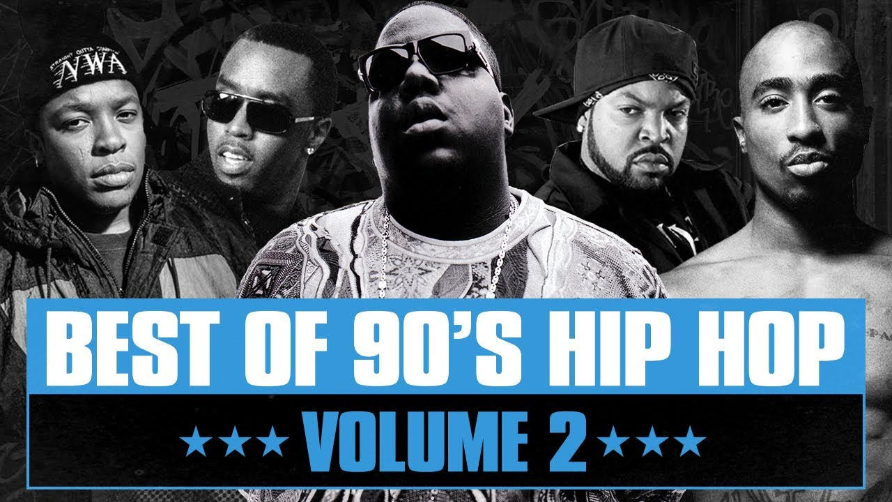 90's Hip Hop Mix #02 | Best of Old School Rap Songs | Throwback Rap Classics | Westcoast | East