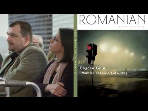 Romanian Writers on Writing at RCINY