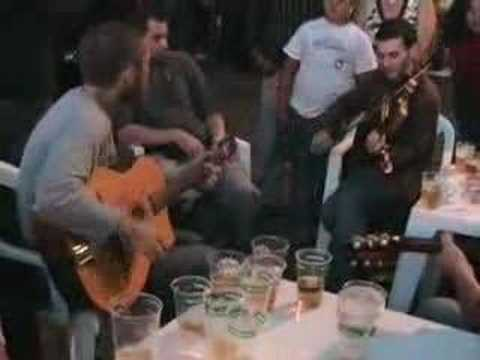 .session in Samois sur Seine 2007, Stompin' at Decca