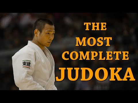 THE MOST COMPLETE JUDOKA - Masashi Ebinuma - 柔道
