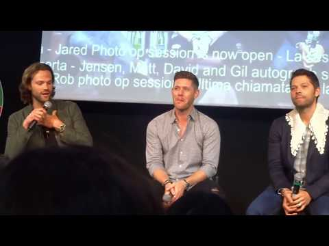 Supernatural Panels ( Try Not To Laugh ) #3