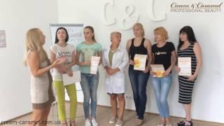 Видео отзыв о процедуре ламинирование ресниц(, 2016-08-26T15:33:31.000Z)