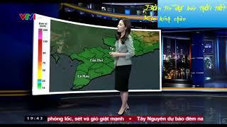 Bản tin dự báo thời tiết ngày 19/10/2018