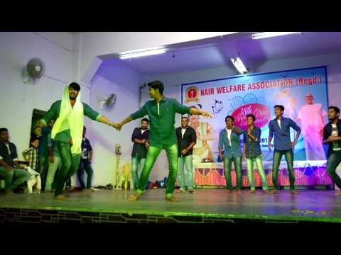 NWA Kalyan (east) dance performance by youthwing