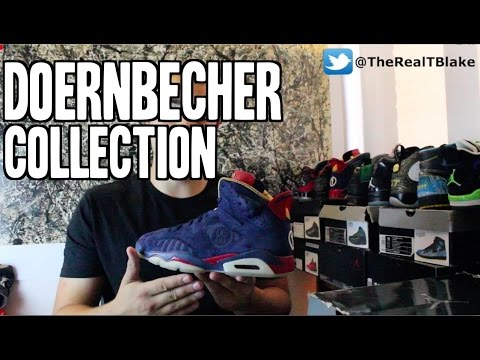 Complete Doernbecher Jordan Collection! (Finally!)