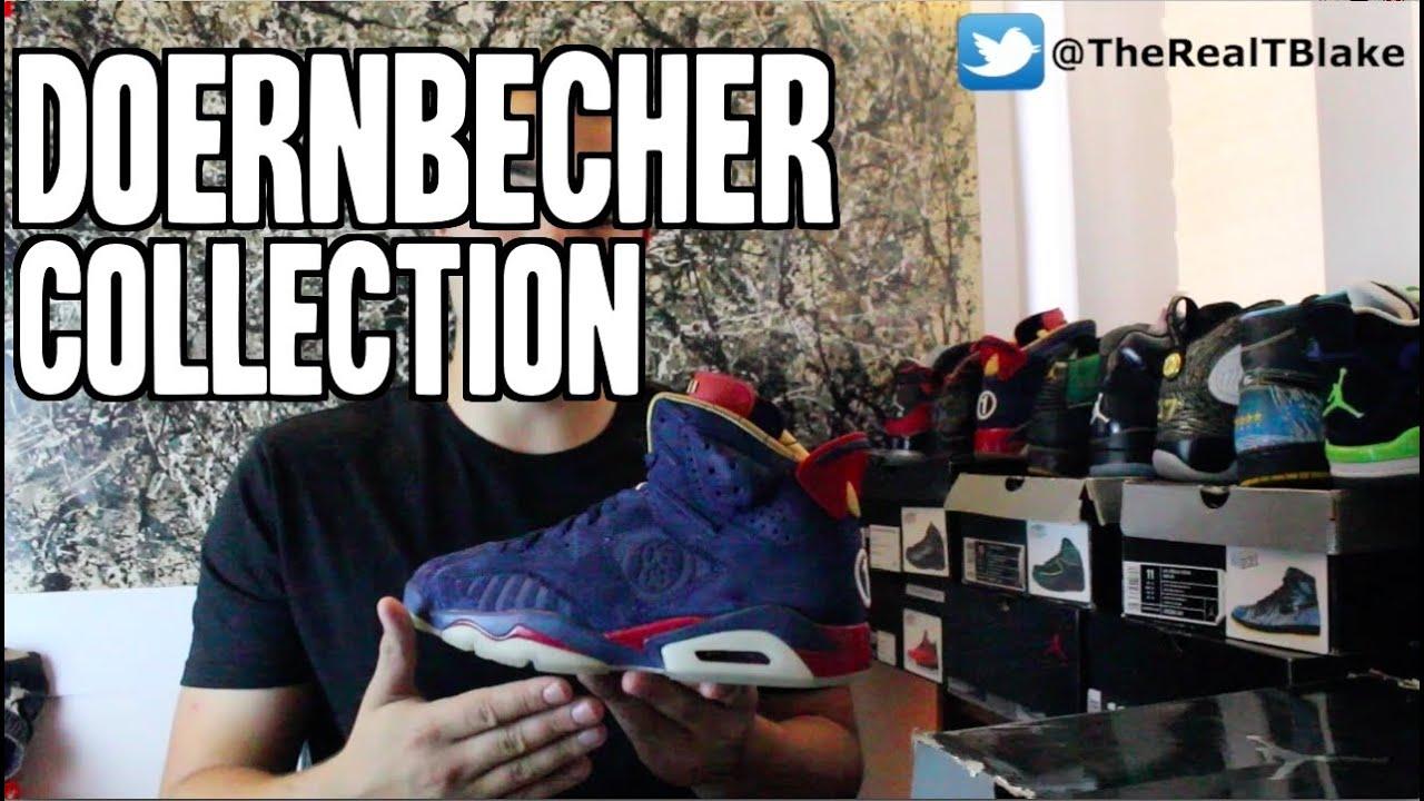 4cd8d3ad19772c Complete Doernbecher Jordan Collection! (Finally!) - YouTube
