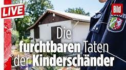 🔴 Schlag gegen Kinderporno-Ring in vier Bundesländern | BILD Live