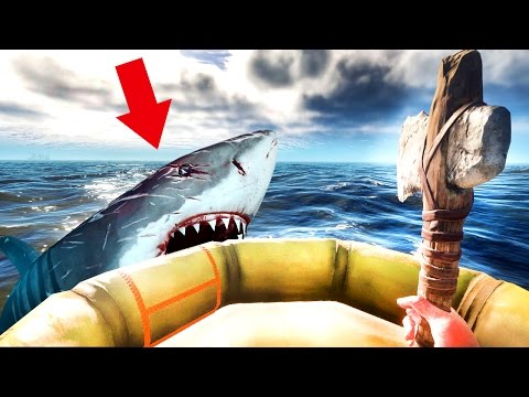 THE SHARK IS KILLING ME! (Stranded Deep #4)