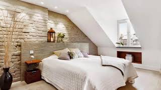 SomaliBeautifulHome| Incredible bedrooms in the attic | Best ideas Part (29)