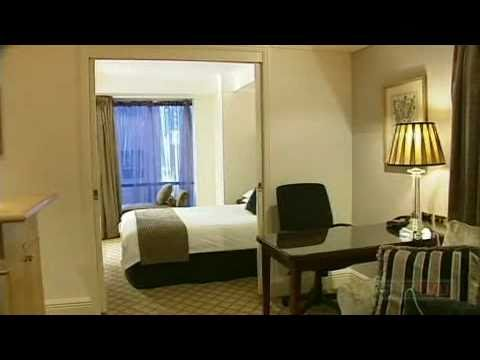 Stamford Plaza Melbourne hotel video