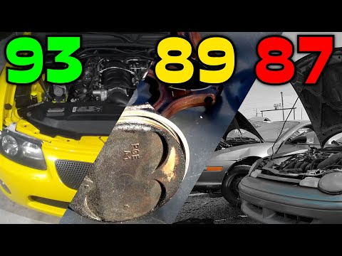 Is There Actually A Benefit To Putting High Octane Fuel In A Low Octane Engine? • Cars Simplified