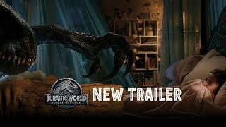 JURASSIC WORLD 2 Fallen Kingdom: Indoraptor Attack Full Movie Trailer