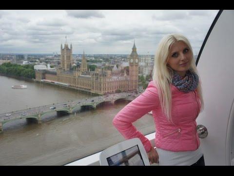 London Eye by Day