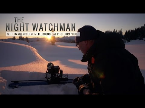 The Beyond Series: David McColm - The Night Watchman