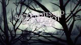 Red Helen - Suicide Notes And Bloodshot Eyes (Official Lyric Video)