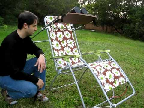 Binochairs And Binocular Astronomy Youtube