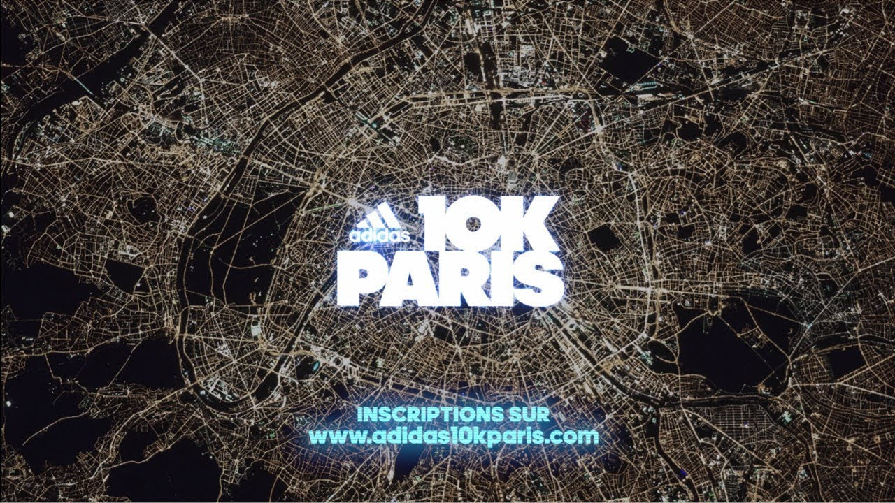 fantastic savings huge discount various styles Adidas 10 km Paris 2020 | Jogging-Plus : Course à pied, du ...