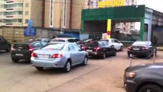 Акция обманутых Ведис Групп дольщиков ЖК Юрлово