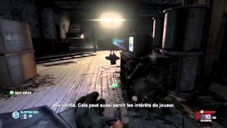 Splinter Cell Blacklist - Gameplay commenté - L
