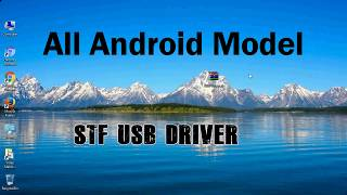 How to Install STF USB Driver for Windows | ADB and FastBoot